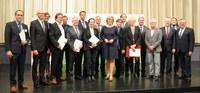 Bundesministerin Julia Klöckner übergibt feierlich Zuwendungsbescheid für das Projekt Intelli-Pack